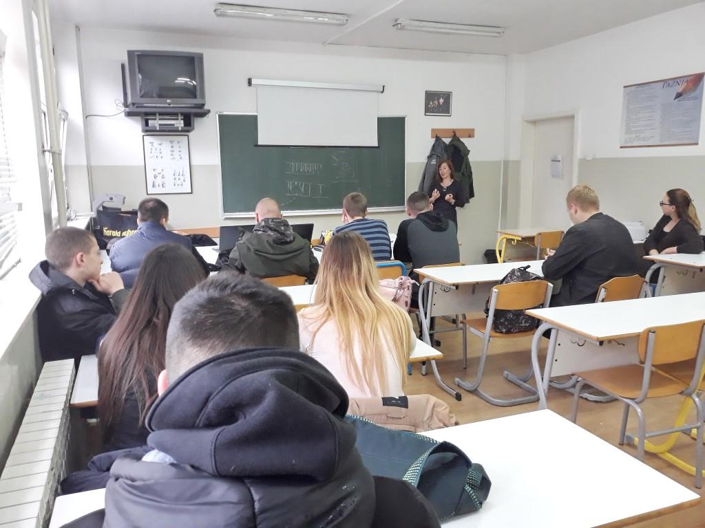 Edukacija – Srednja ugostiteljsko turistička škola Sarajevo