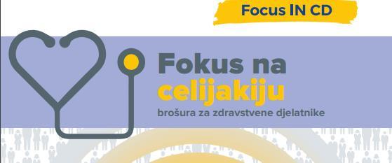 Projekat Fokus na celijakiju